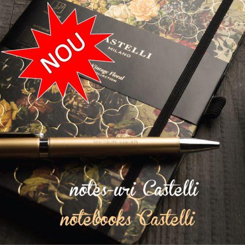 Notebooks CASTELLI Italy