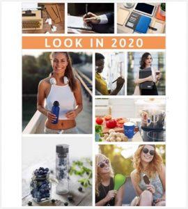 LOOK IN 2020